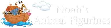 We are flooded with animal collectible gifts - Noahs Animal Figurines