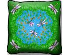 Dancing Dragonflies - Pillow