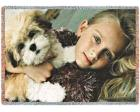 Personalized Throw Blanket from Your Photo