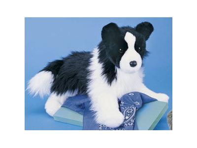 Border Collie Plush Chase