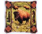 Buffalo Lodge - Pillow