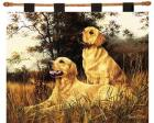 Golden Retriever Wall Hanging (Woven/Tapestry)