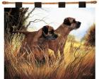 Border Terrier Wall Hanging (Woven/Tapestry)