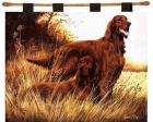 Irish Setter Wall Hanging (Woven/Tapestry)