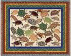 Turtles Throw Blanket (Woven/Tapestry)
