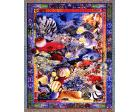 Undersea Paradise Throw Blanket (Woven/Tapestry) Fish, Sea