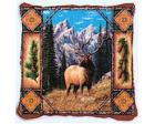 Elk Lodge - Pillow